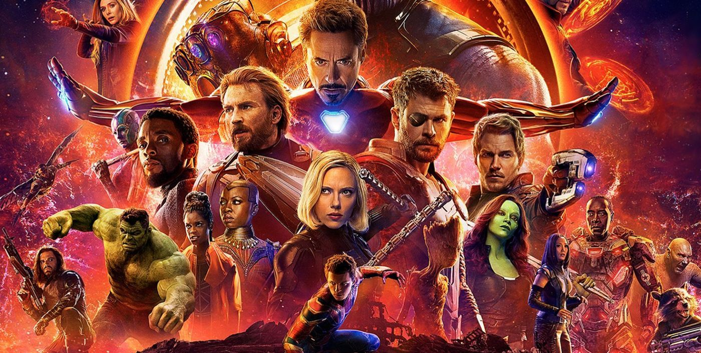 avengers: infinity war's poster teased who lives & who dies