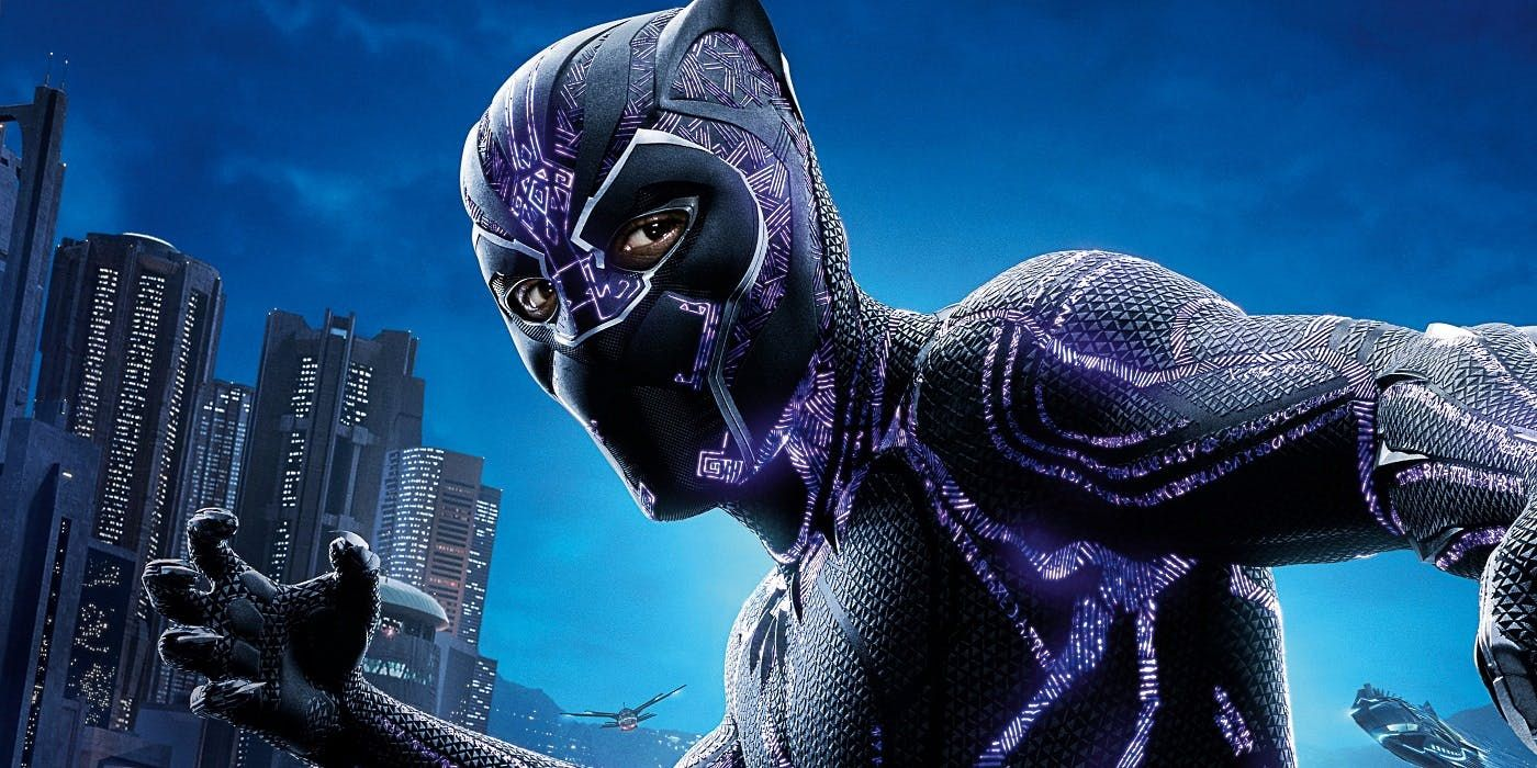 Black Panther 2018 Movie Still Full Hd Wallpaper: Marvel's Black Panther Sets May Blu-ray Release Date