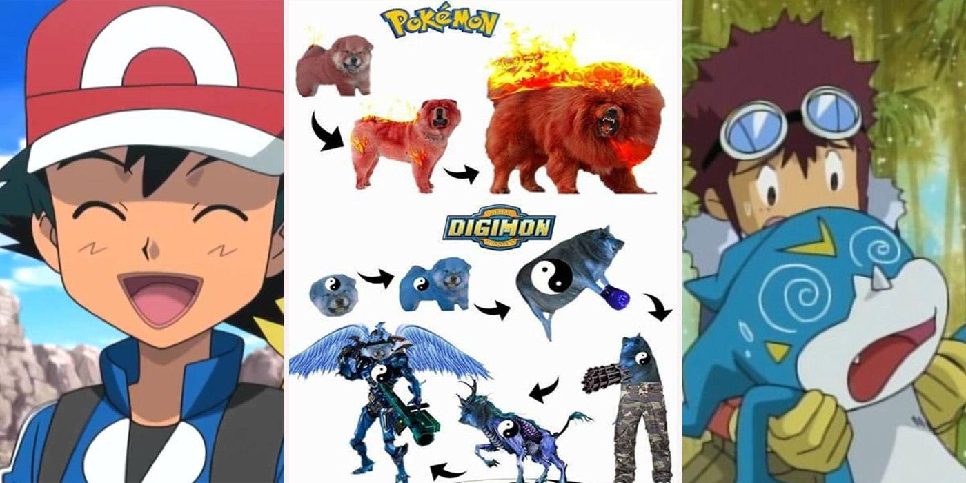 best games like pokemon or digimon
