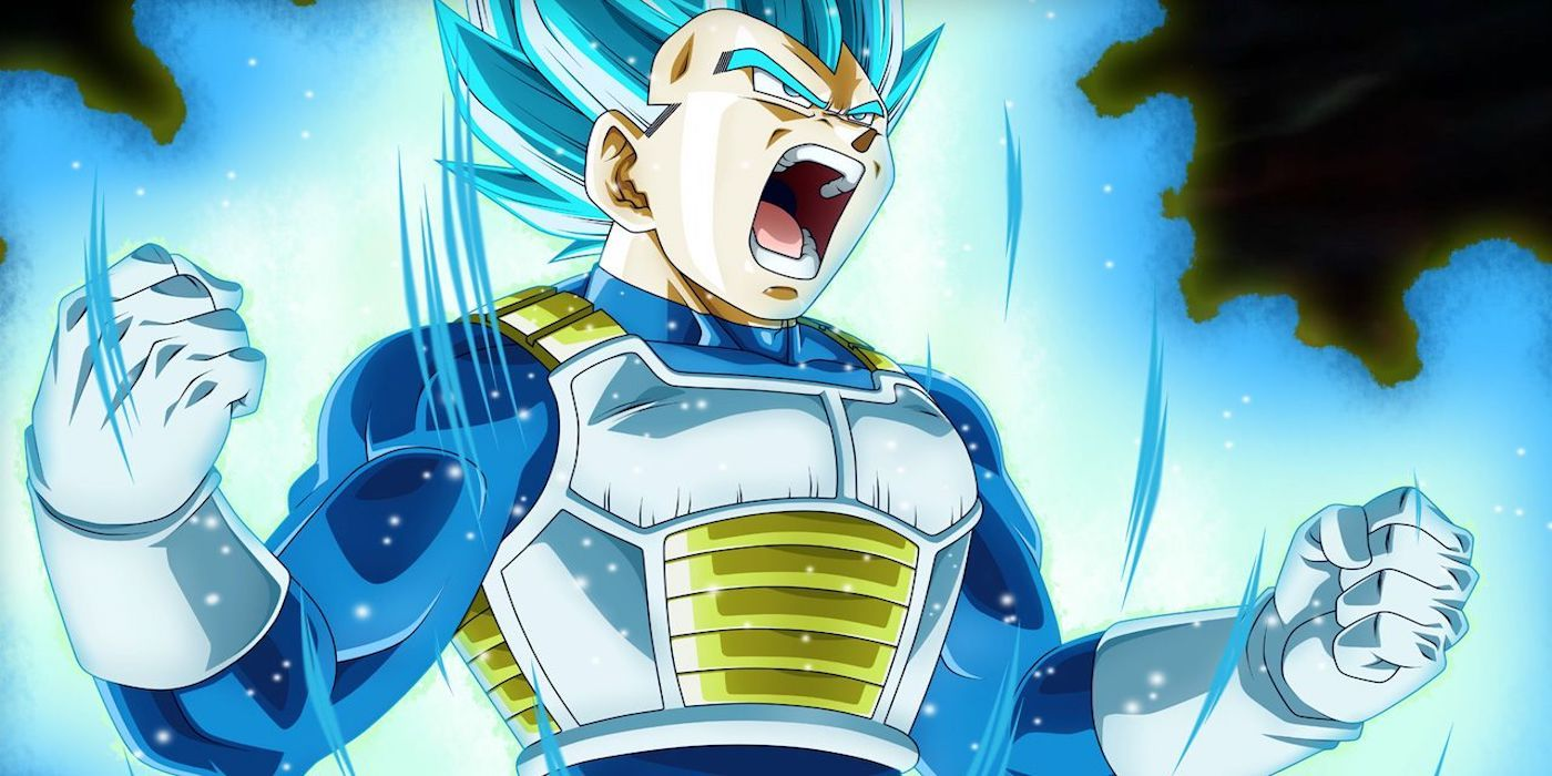 Dragon Ball Every Vegeta Transformation Ranked From Weakest To