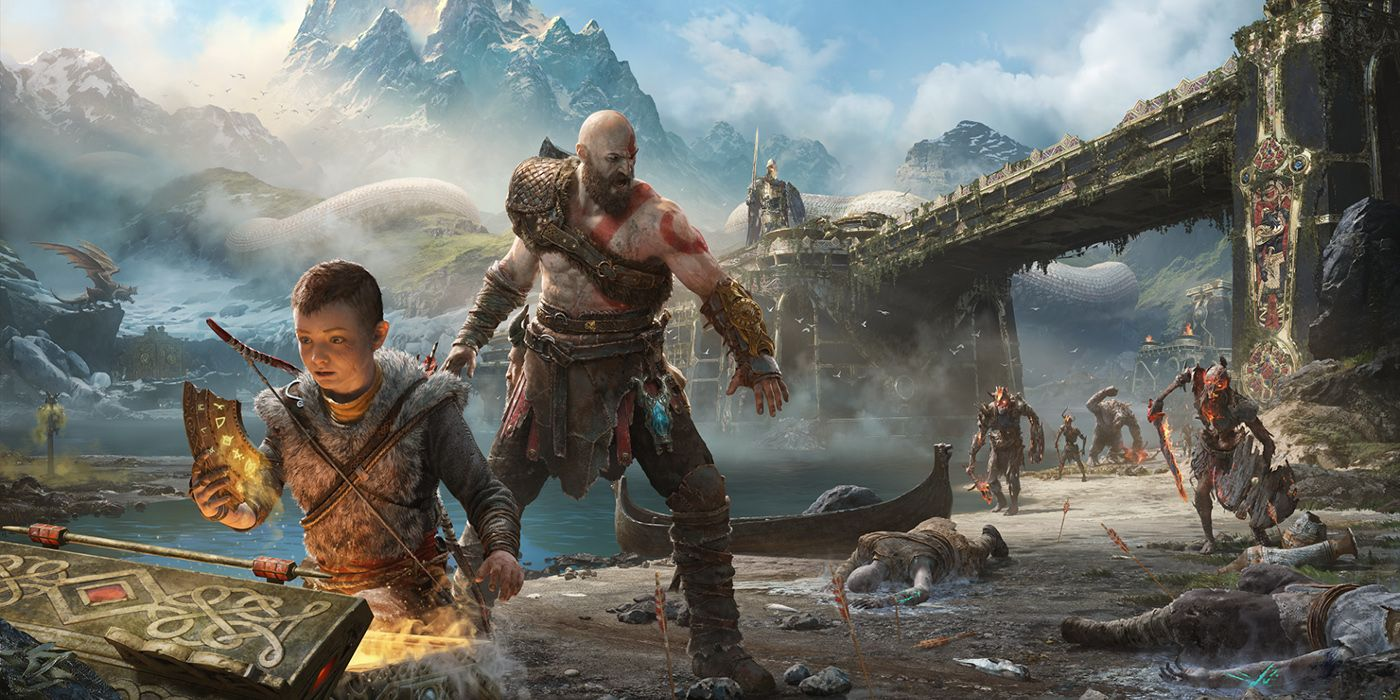God Of War 5 Won T Take Another 5 Years To Develop Screenrant
