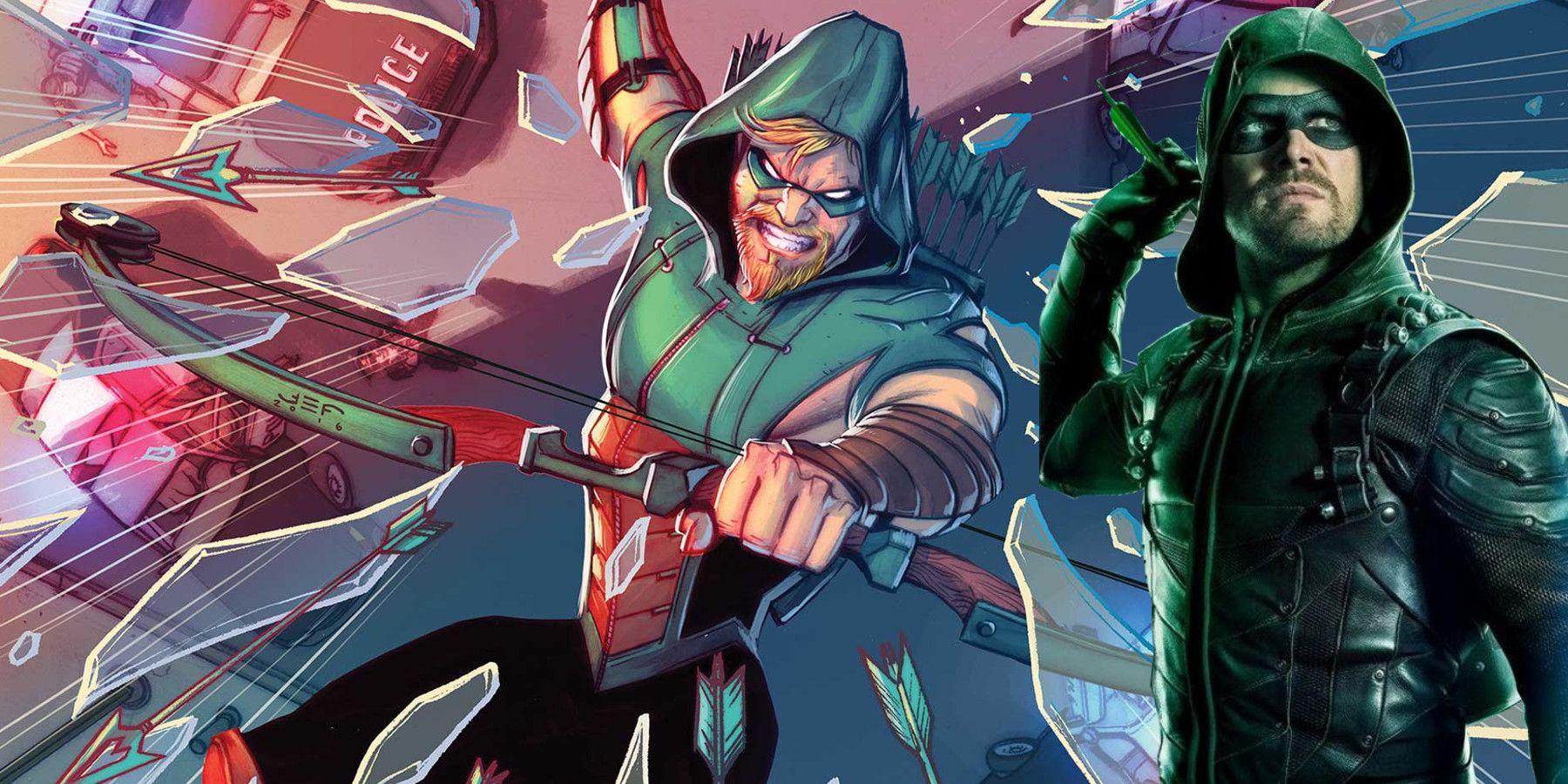 Will Oliver Queen Reveal His Secret Identity In the Arrow Season Finale?