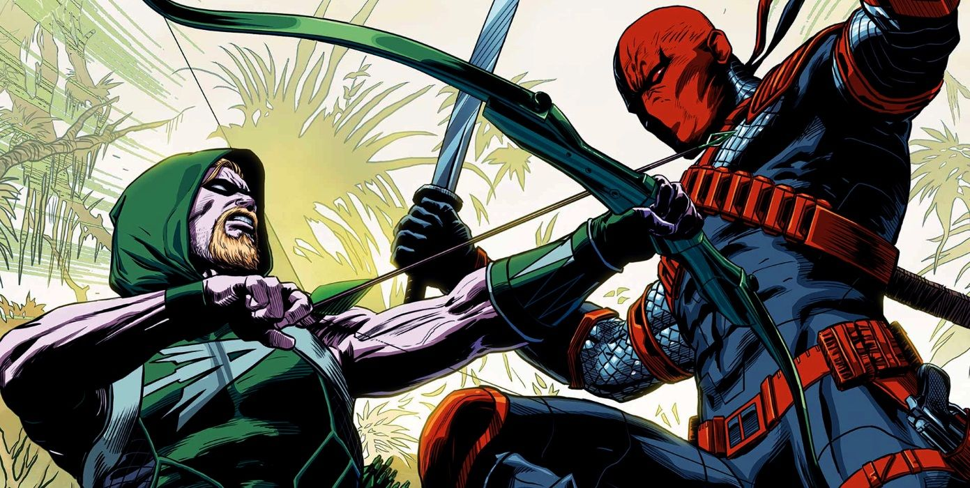 Arrow Comic Book Series