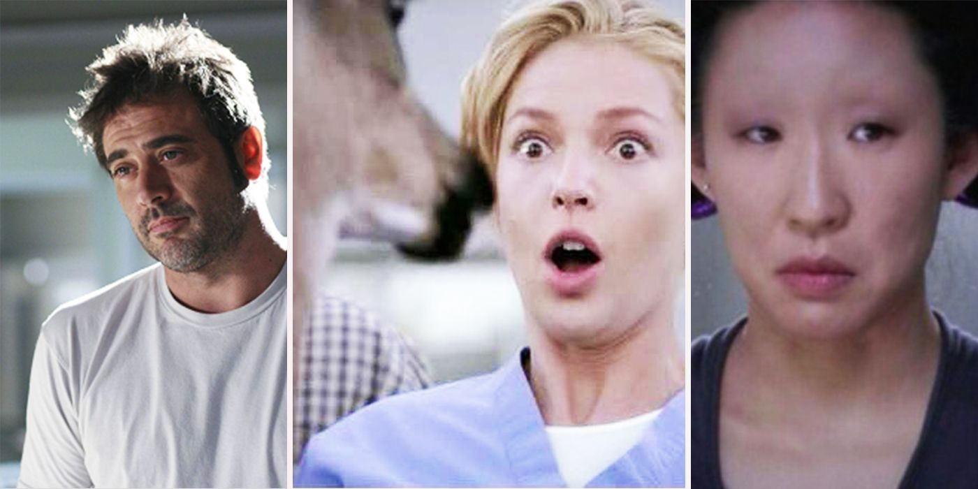 15 Jarring Moments That Took Us Out Of Grey\'s Anatomy