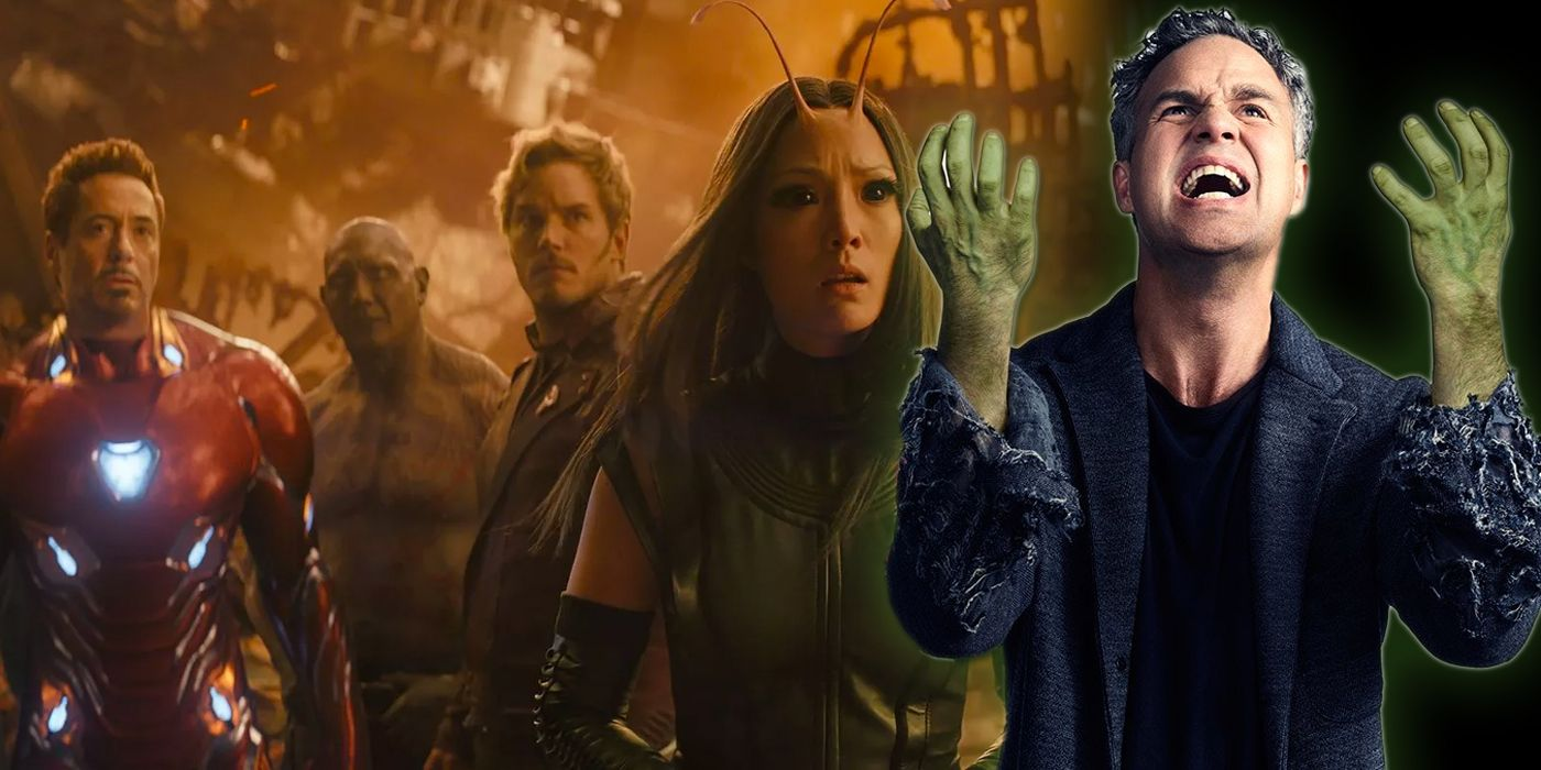 MCU Fans Petition Mark Ruffalo to Reveal Avengers 4 Title Since He's Already 'Fired'