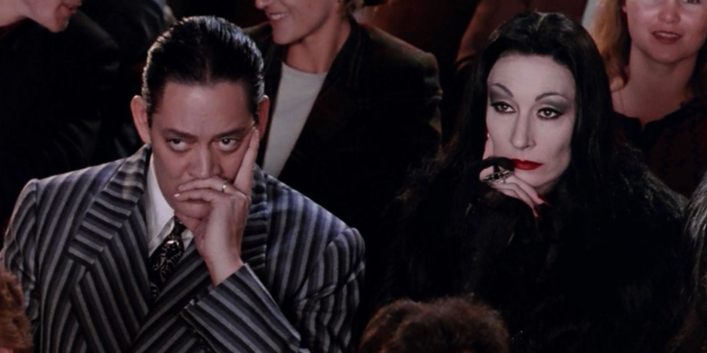 The Addams Family: 5 Sweetest Morticia and Gomez Moments