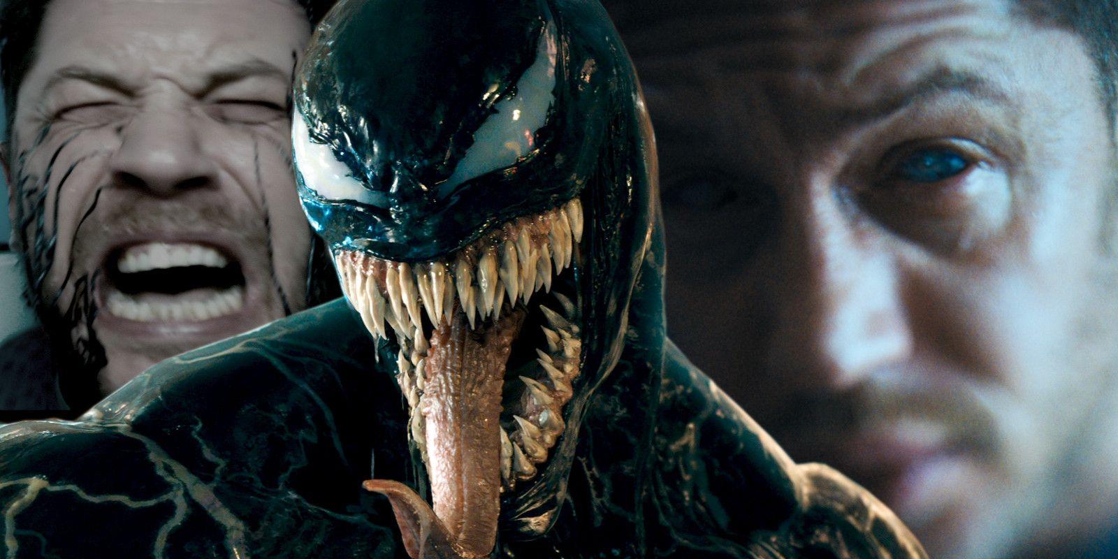 venom viral marketing teasing new trailer release next week