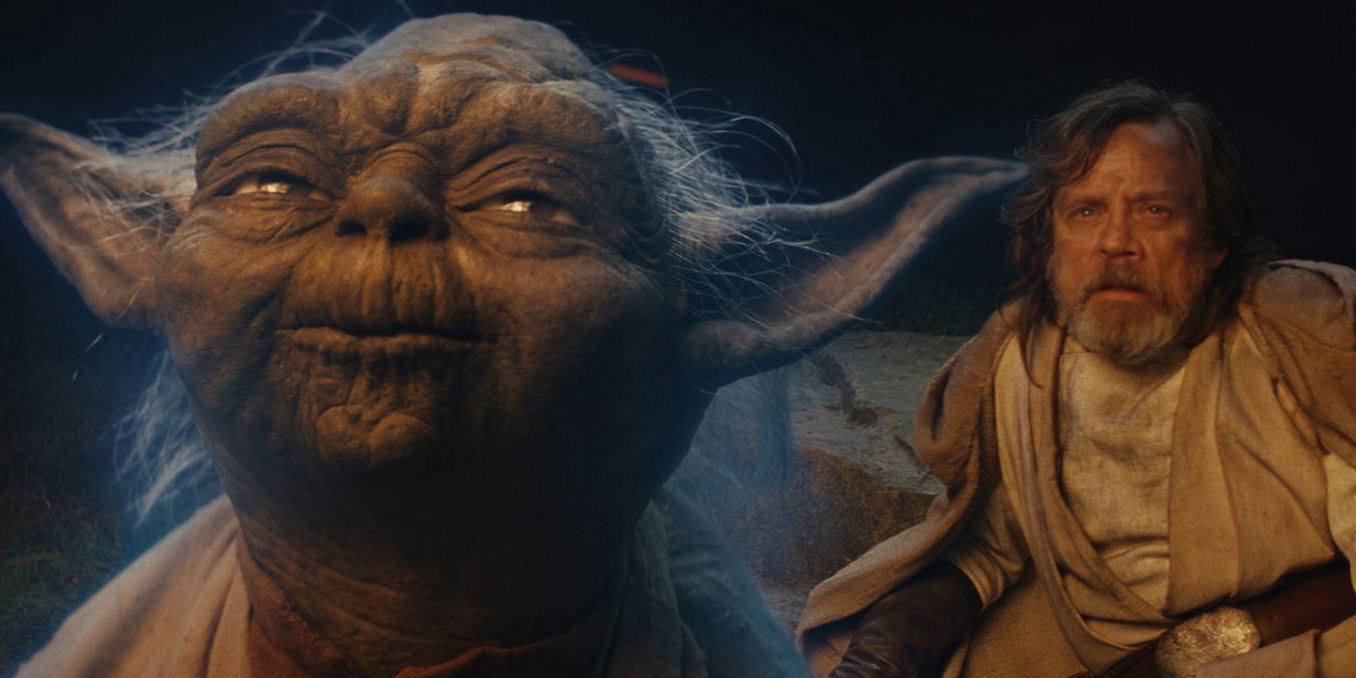 Star Wars: Frank Oz Defends Last Jedi's Version of Yoda
