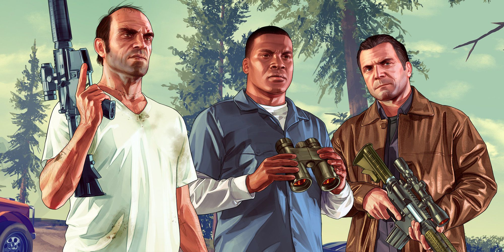 Free GTA 5 Offer Takes Epic Games Store Offline | Screen Rant