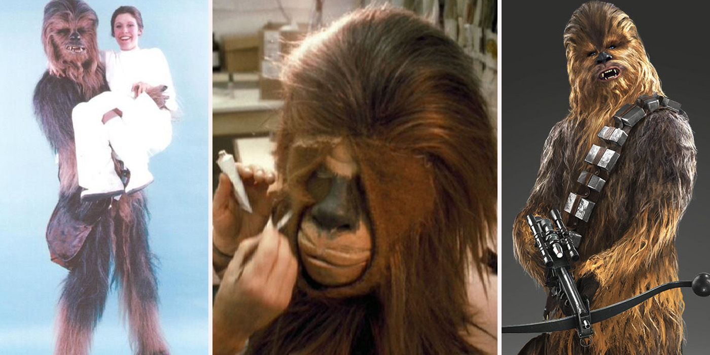 & Star Wars: 20 Weird Facts About Chewbaccau0027s Body | ScreenRant
