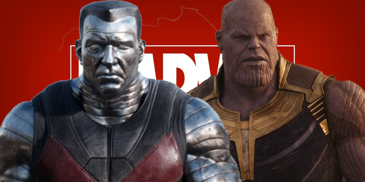 Who Makes Infinity >> Deadpool 2 Star Wants To See Colossus Fight Thanos ...