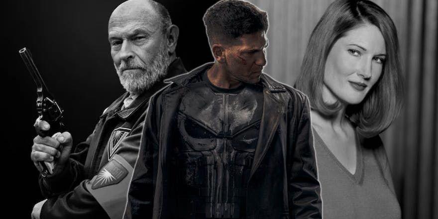 Punisher Staffel 2 Cast