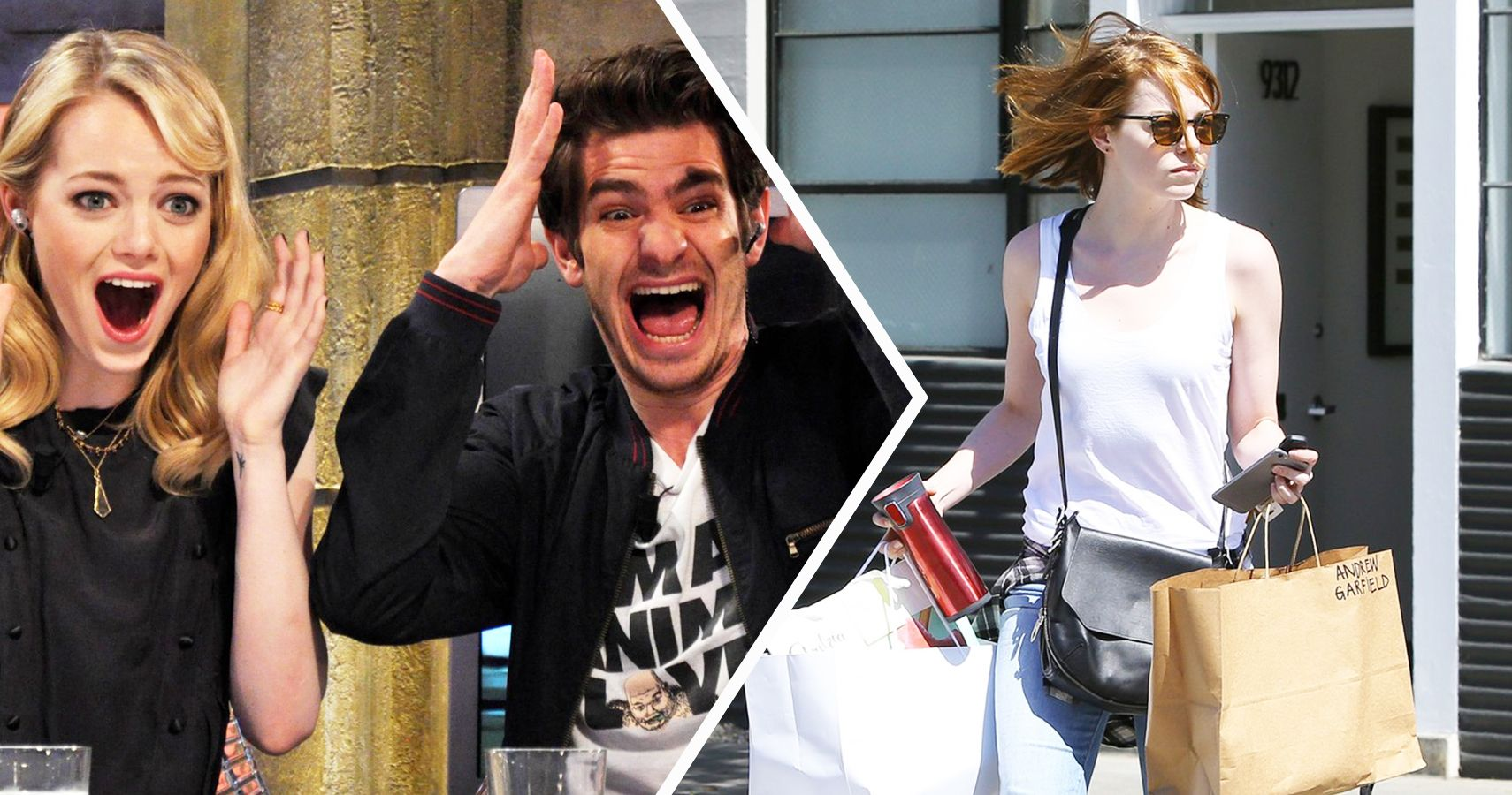d5436490aeb 16 Secrets Behind Emma Stone And Andrew Garfield's Relationship