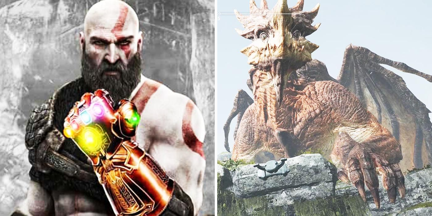 15 Hidden Secrets Only True Fans Noticed In God Of War