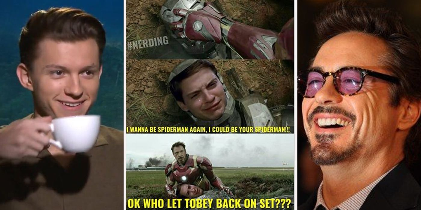 25 Hilarious Spider-Man Vs Iron Man Memes Only True Fans