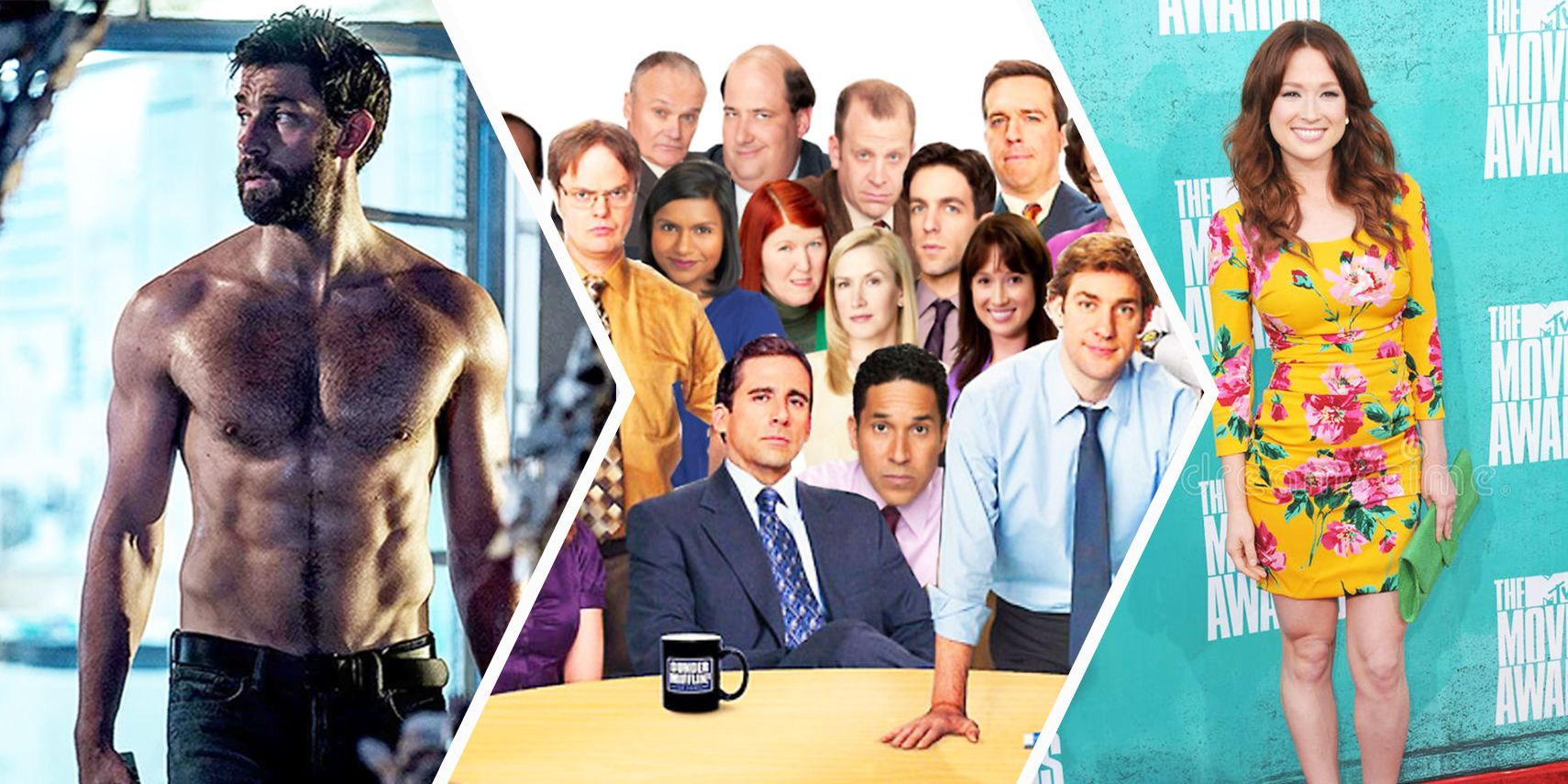 The Cast Of The Office: What They Looked Like In Their First
