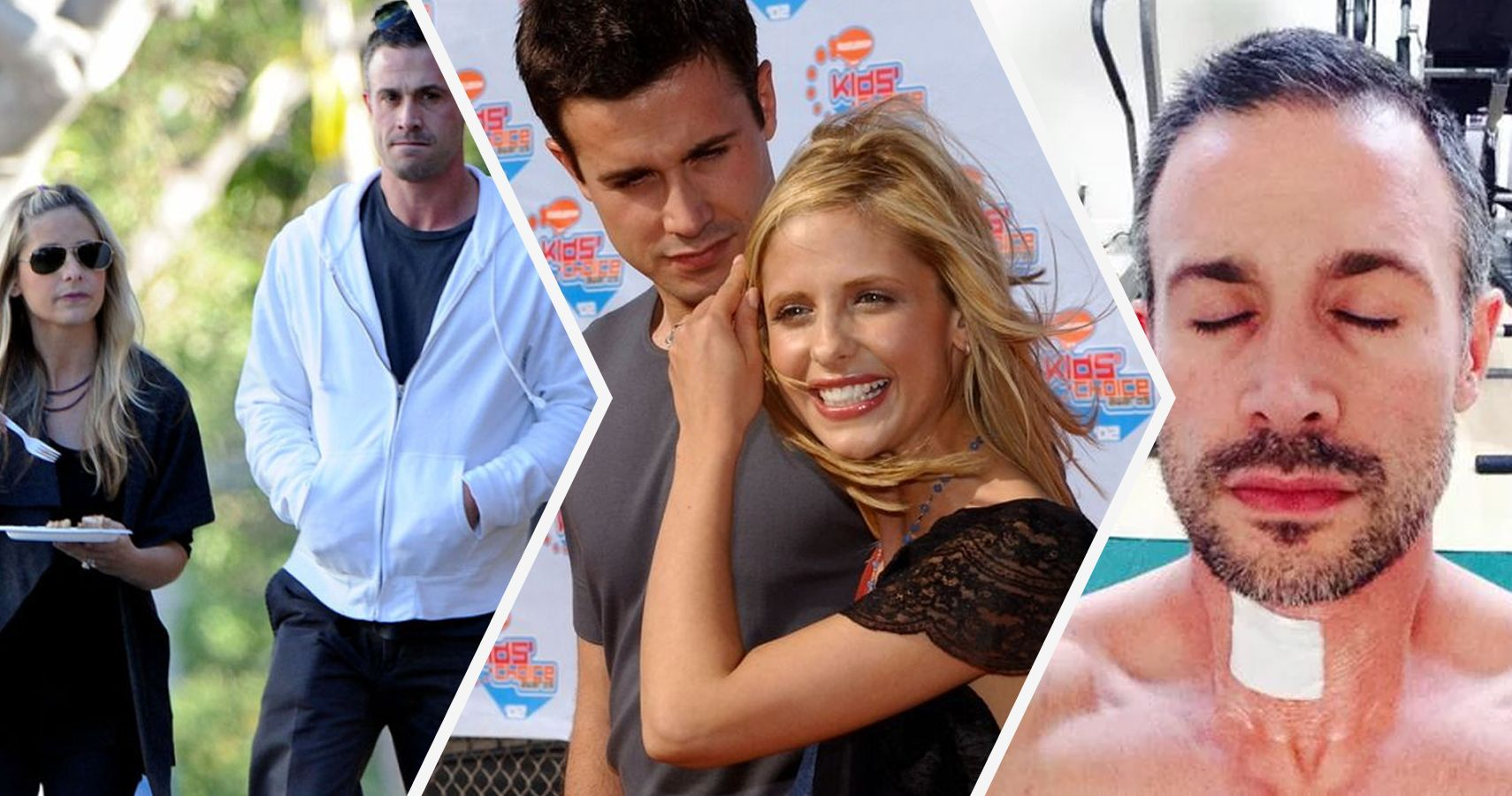 20 Secrets Behind Sarah Michelle Gellar And Fred Prinze Jr S Marriage