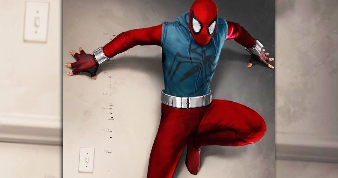 13 Worst (And 13 Best) Unused Superhero Concept Art That Would Have