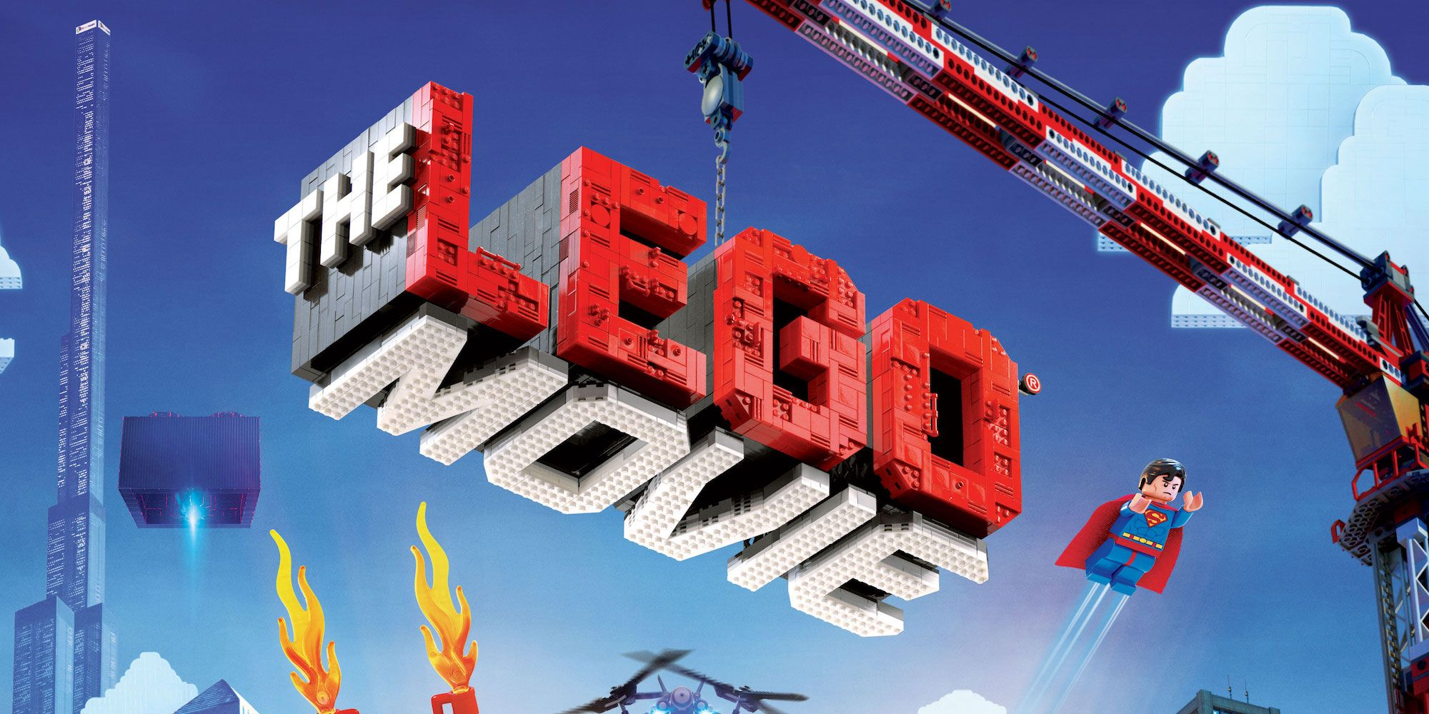 the lego movie 2 official title logo prepare for the. Black Bedroom Furniture Sets. Home Design Ideas