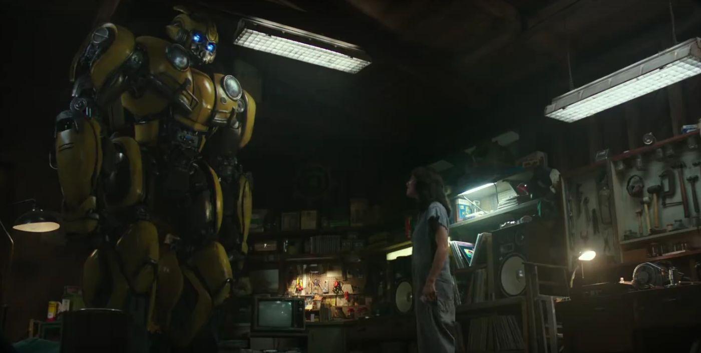 Bumblebees Trailer Fixes Transformers Biggest Problem