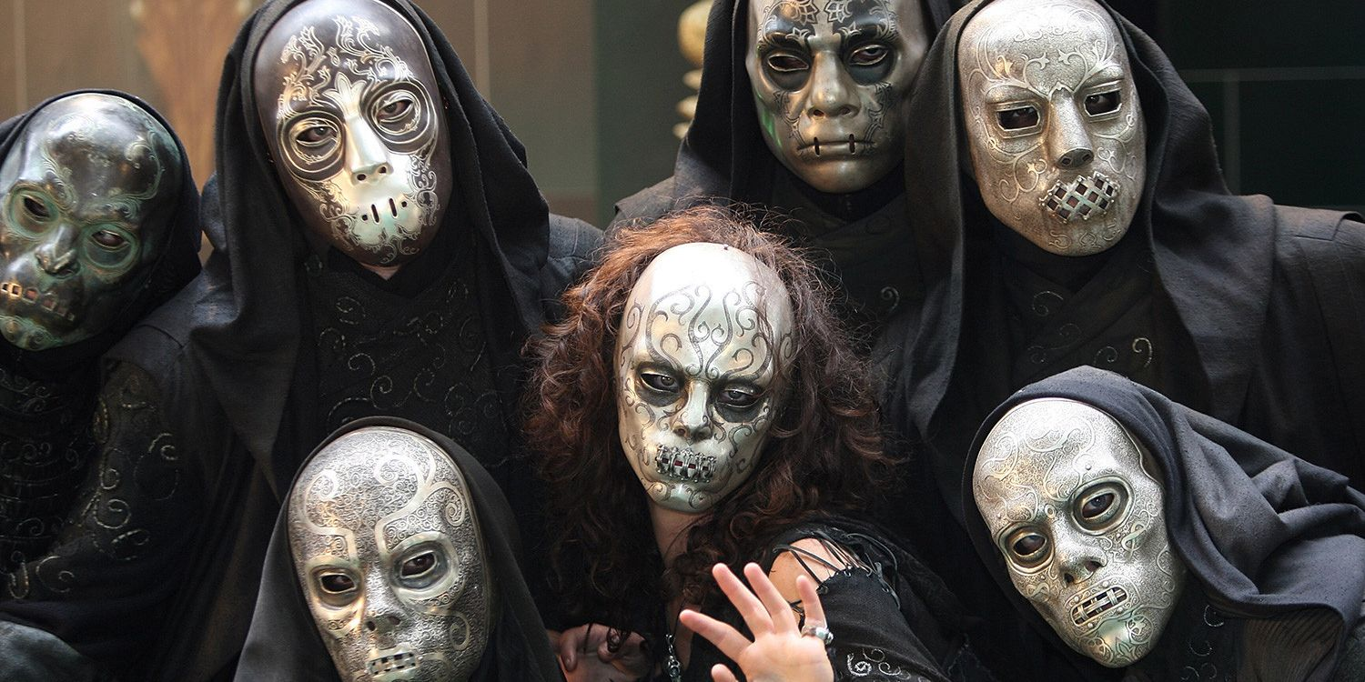Harry Potter: 20 Strict Rules Death Eaters Must Follow