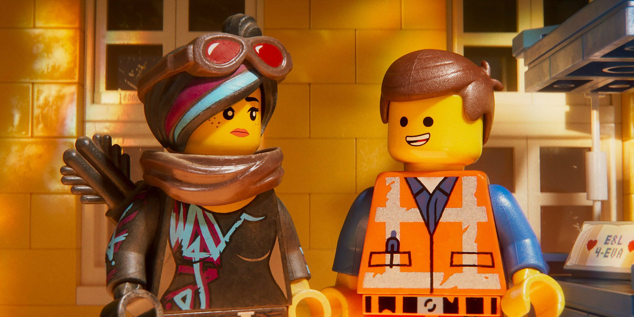 lego movie 2 the second part trailer is here screenrant. Black Bedroom Furniture Sets. Home Design Ideas