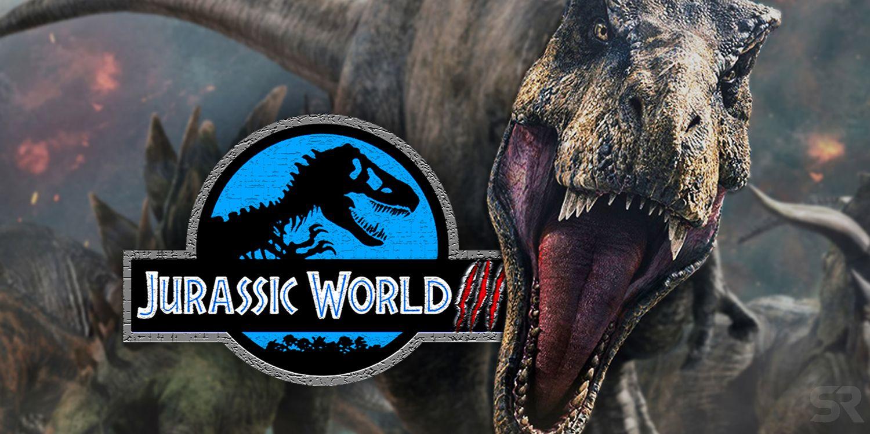 Jurassic Park Jurassic World 3