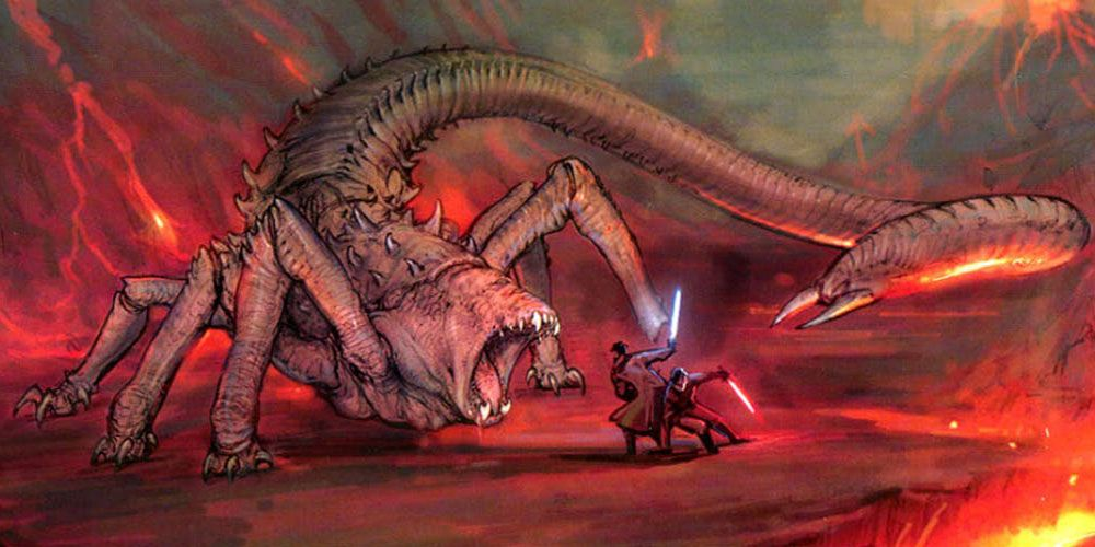 Star Wars Tatooine Concept Art