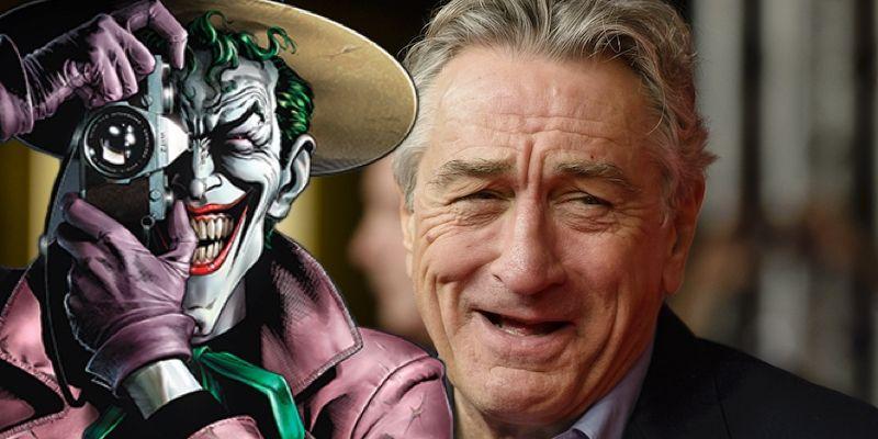 Joker Movie Robert De Niro Confirmed To Be In Talks
