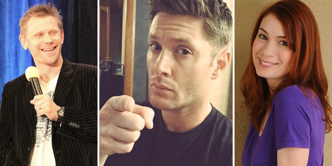 10 Supernatural Stars Who Are Sweethearts And 4 Who Arent