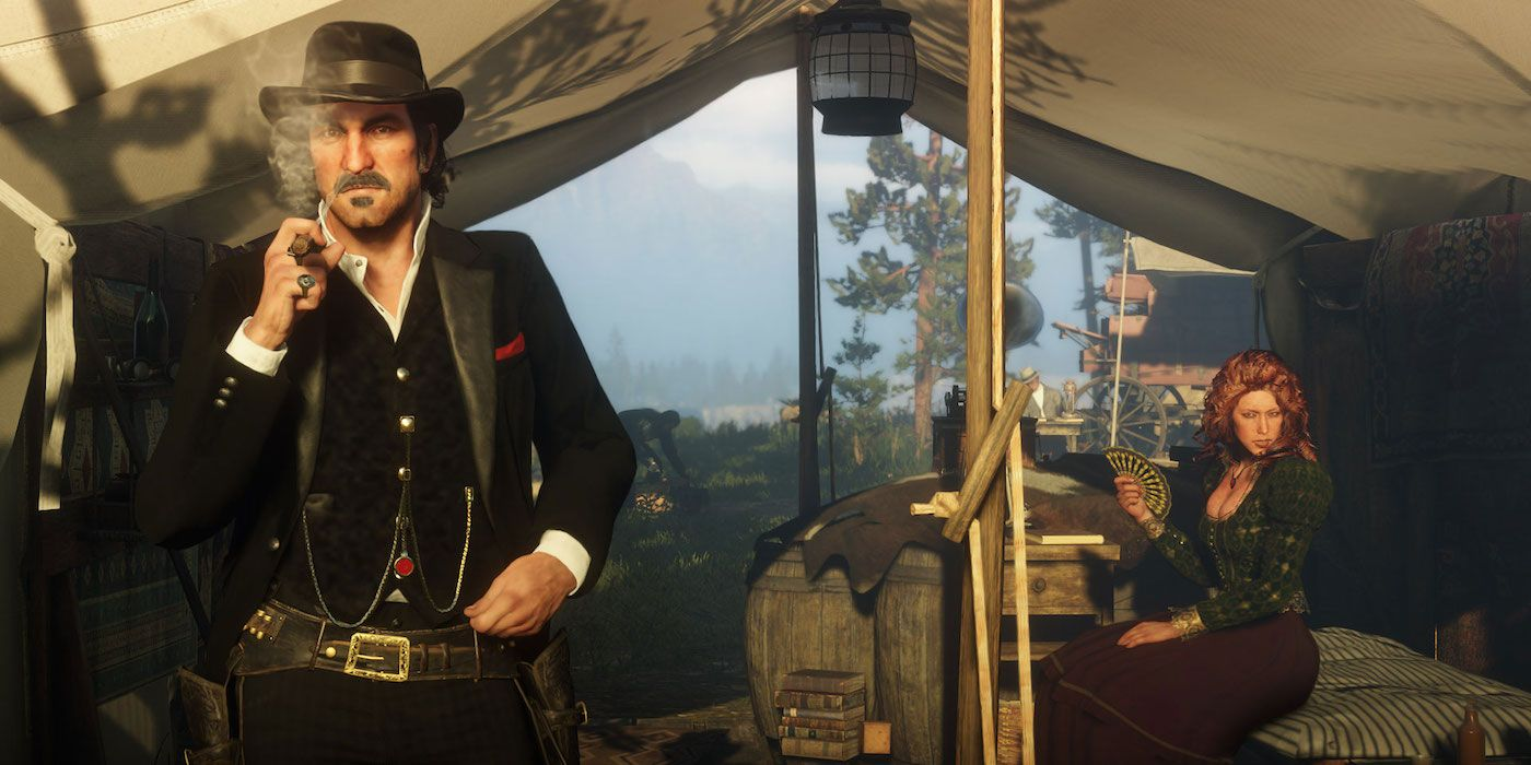 Red Dead Redemption 2 Appears To Be Coming To Pc Too Screenrant