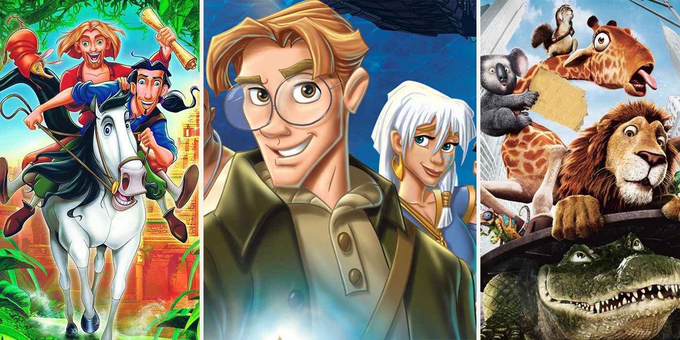 20 Forgettable '00s Animated Movies Only True Fans Remember
