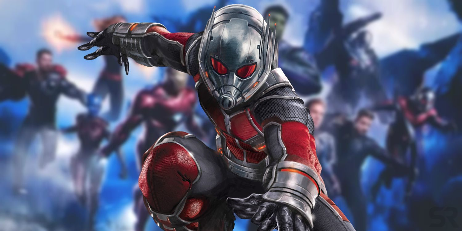 The Avengers, Endgame Revealed Something Important About Ant-Man