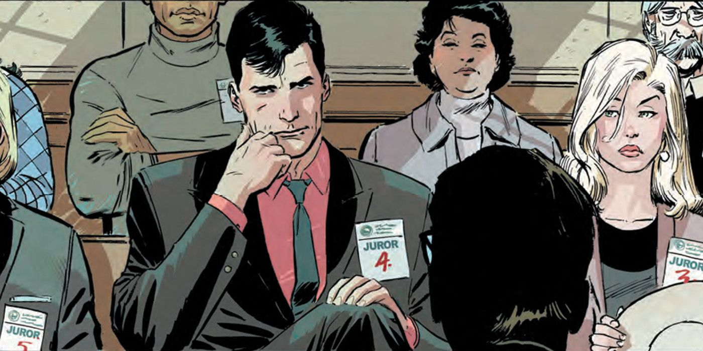 tv and movie news even batman can t escape jury duty in gotham