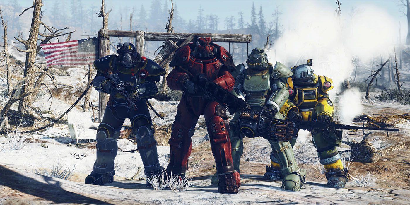Fallout 76 Singleplayer