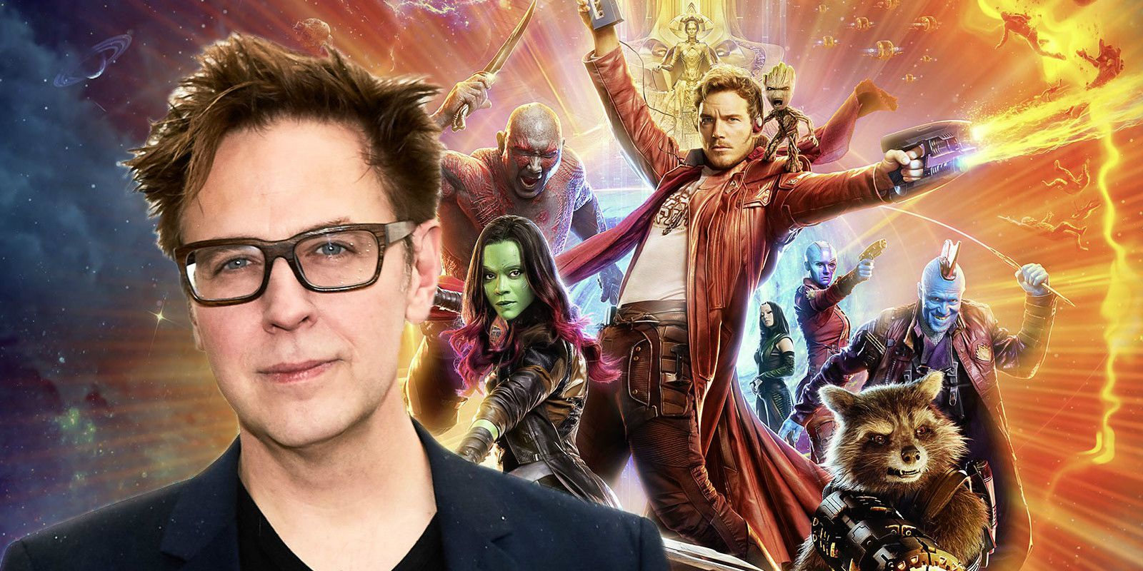 Image result for james gunn gotg 3