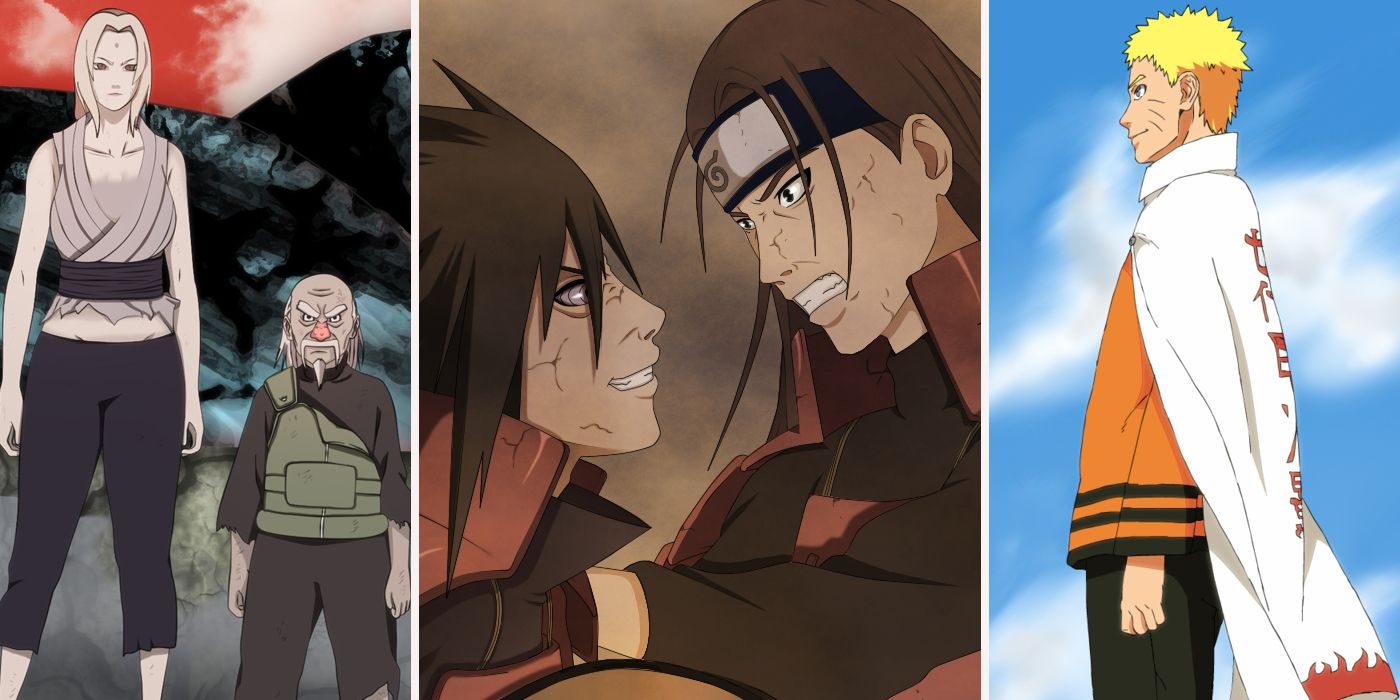 Naruto: 25 Things Only True Fans Know About Hokages | ScreenRant