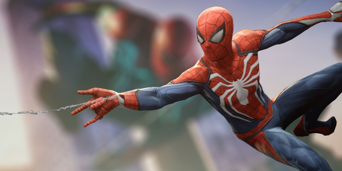 Spider-Man PS4 Reveals First Look at Velocity Suit | ScreenRant