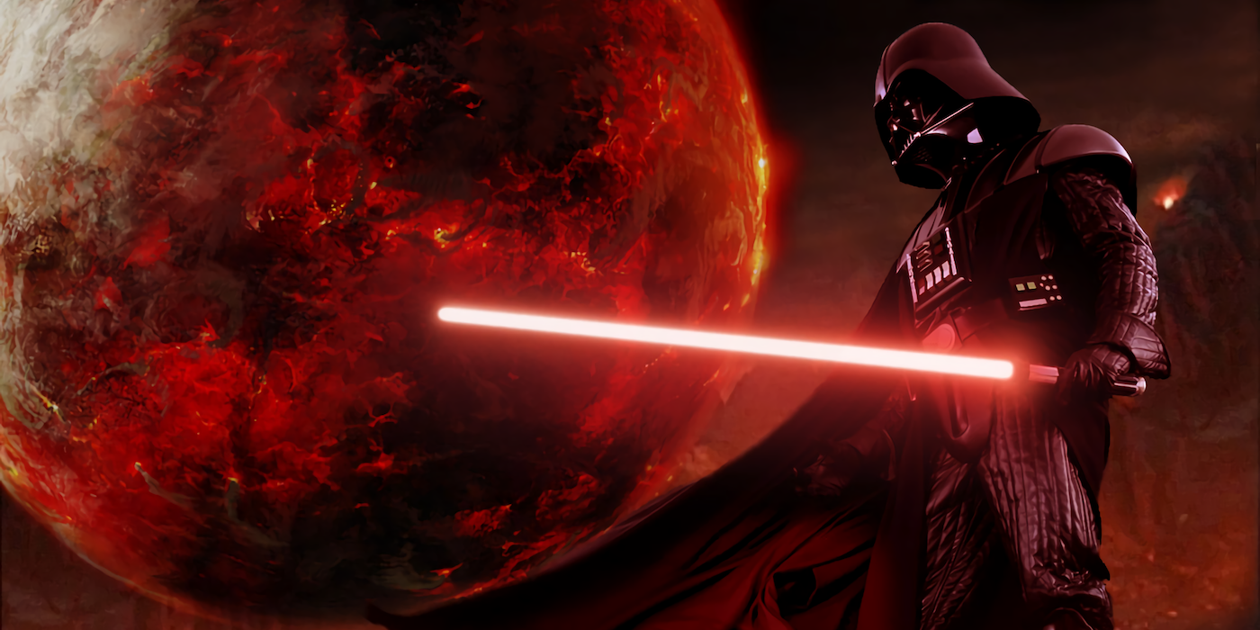 Star Wars: 20 Crazy Revelations About Darth Vader's Lightsaber