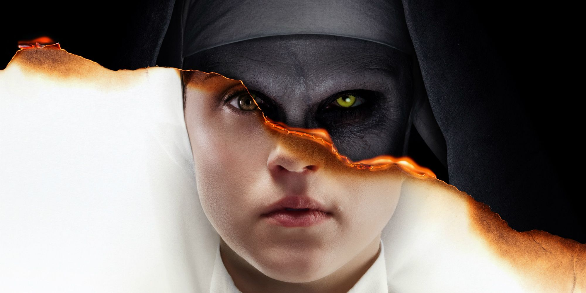 Horror Movies 2018 Poster: The Nun Movie Poster Arrives Ahead Of Comic-Con 2018 Panel
