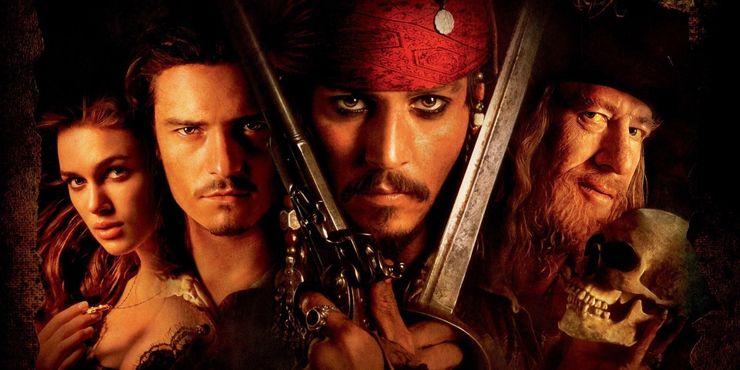Todos os filmes de Piratas do Caribe ranqueados do melhor para o pior 3