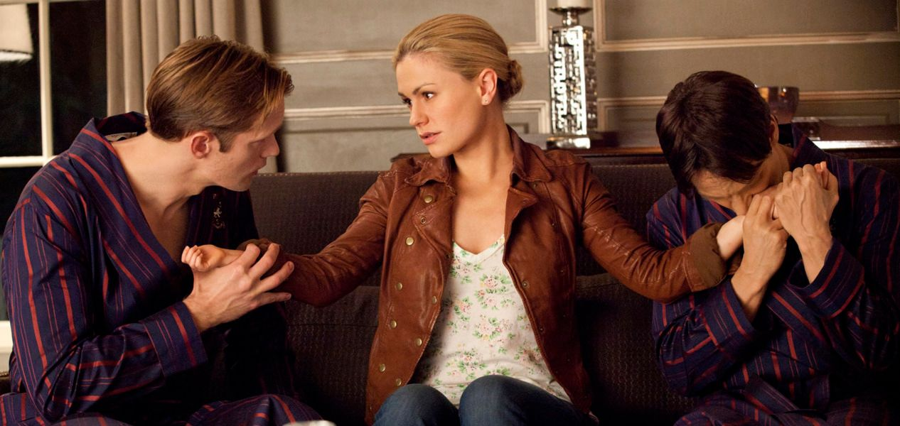 Who is eric from true blood dating