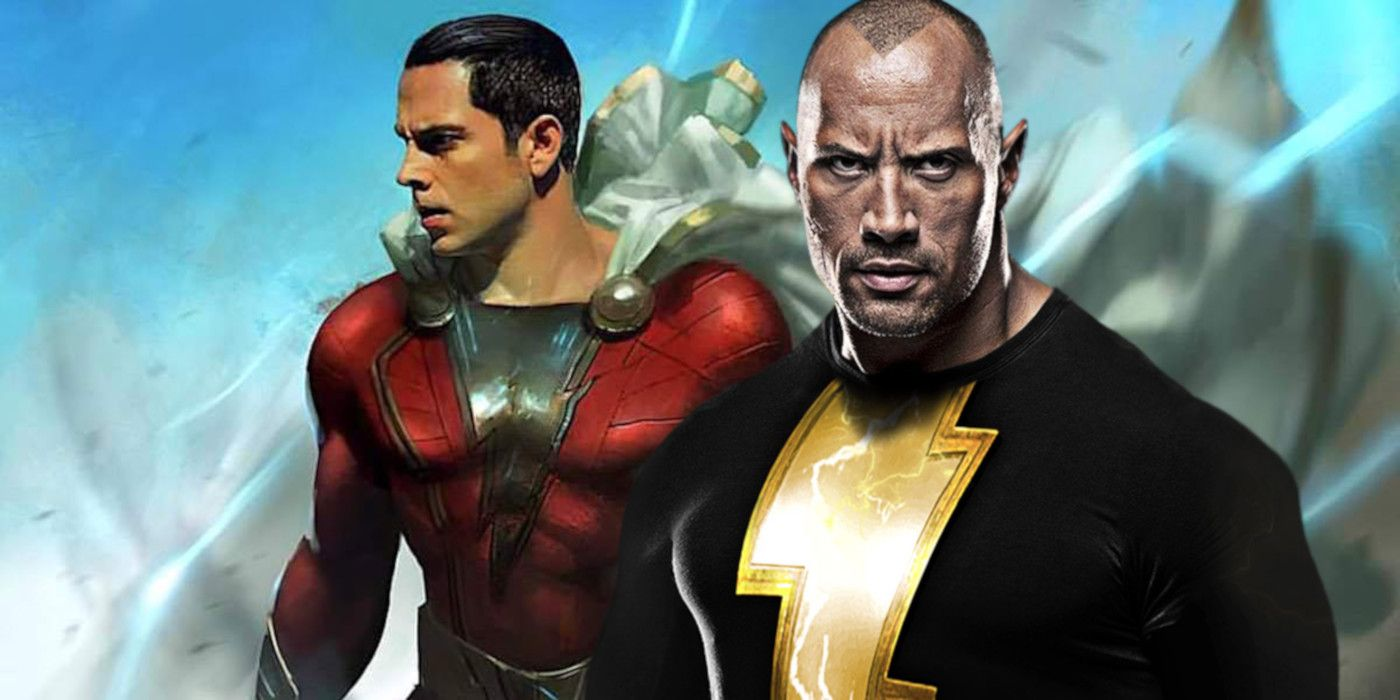 Why Dwayne Johnsons Black Adam Wont Be In DCs Shazam Movie