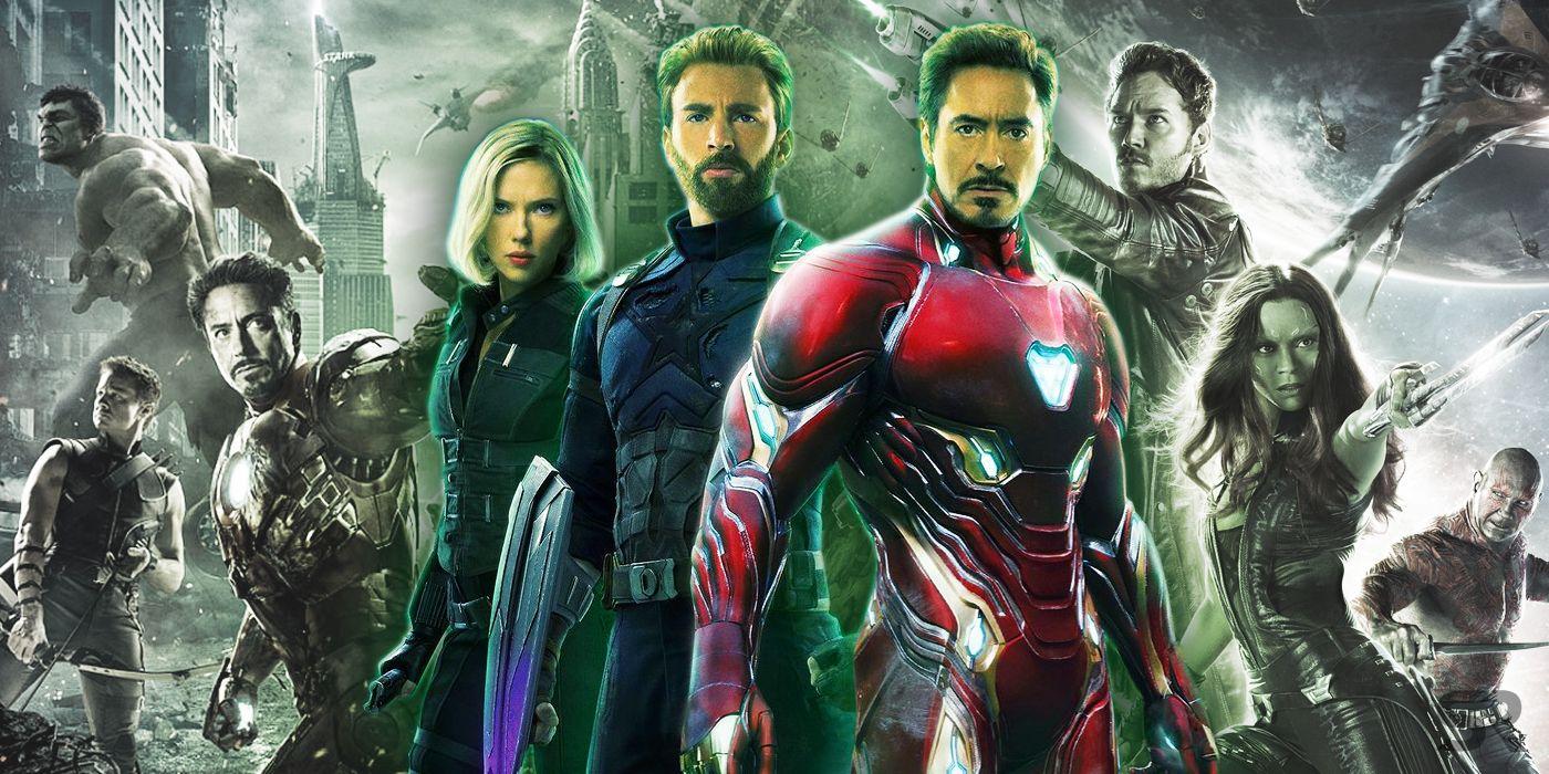 cast of avengers 4