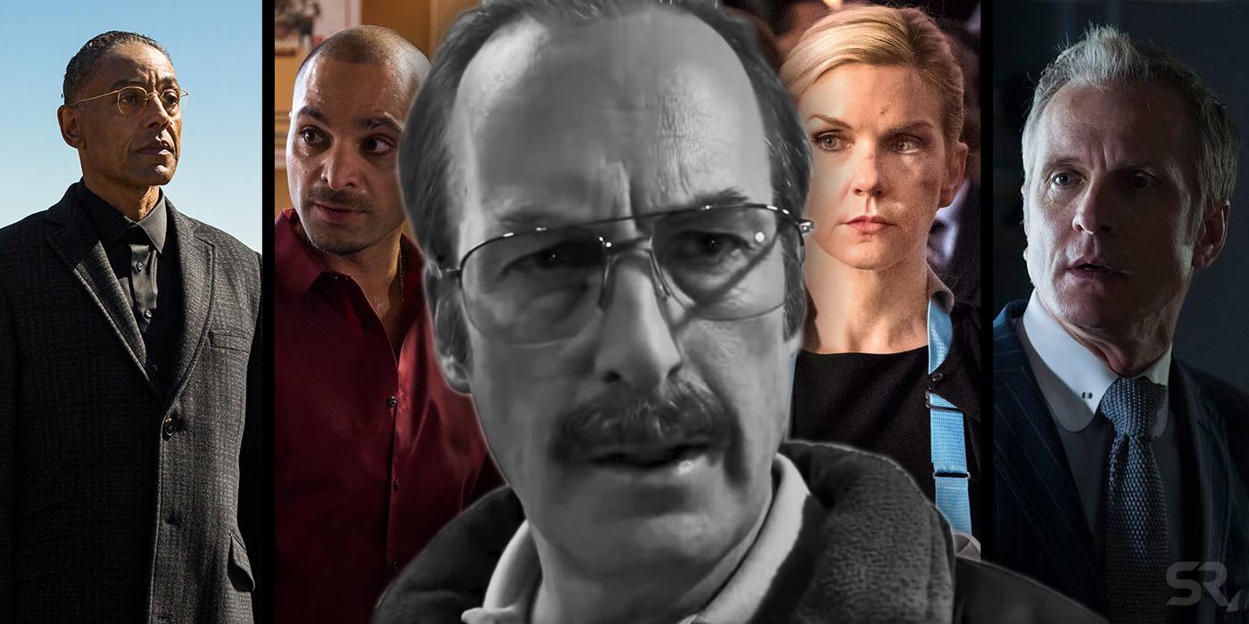 Better Call Saul Season 4 Cast & Character Guide | Screen Rant |Better Call Saul Characters
