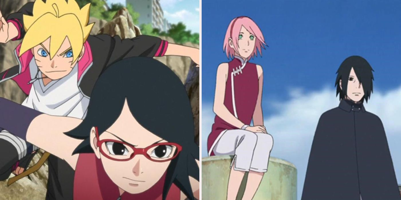 7 Couples That Hurt Boruto (And 9 That Saved It) | ScreenRant