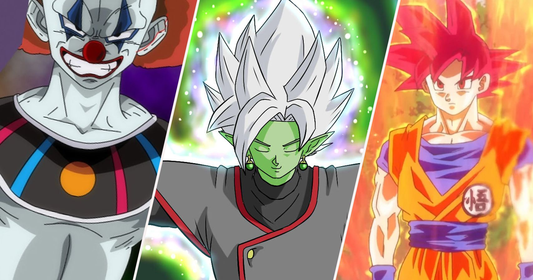 The 30 Strongest Dragon Ball Gods Of All Time Officially Ranked