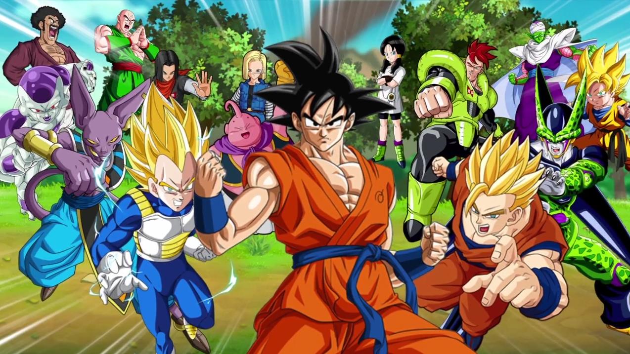 Dragon Ball Z - Wikipedia