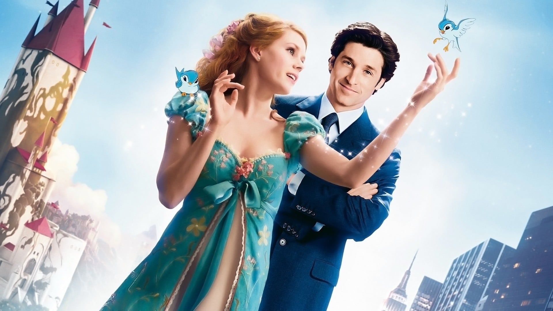 20 Crazy Details Behind The Making Of Enchanted Screenrant