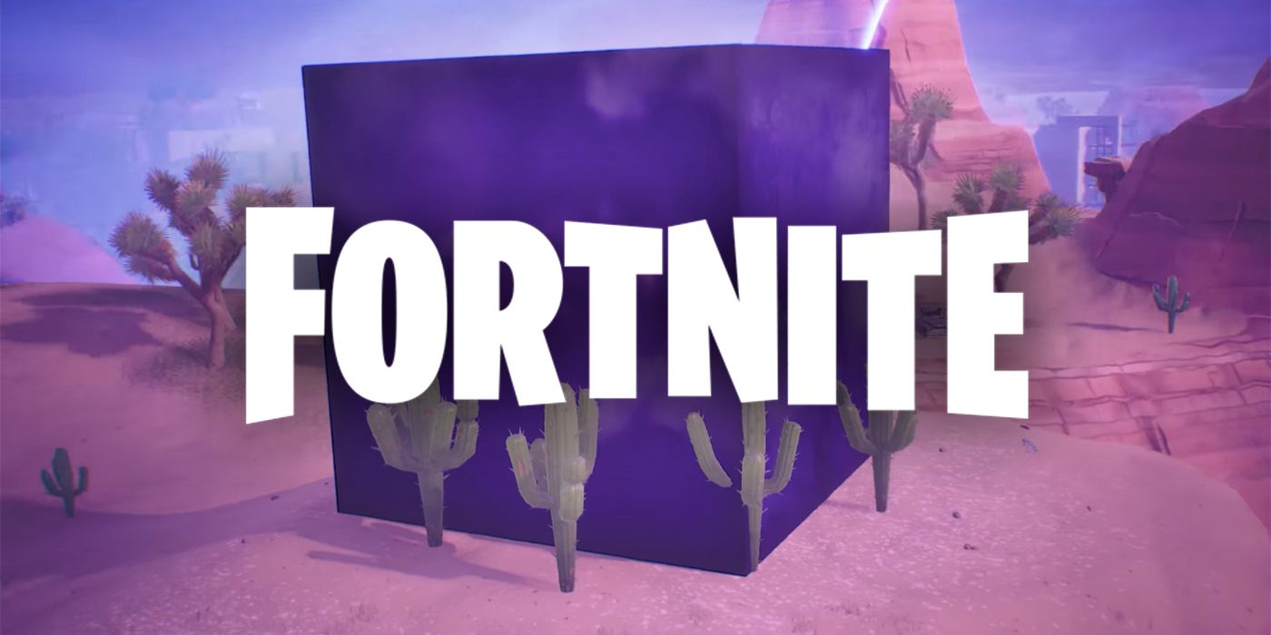 Fortnite Purple Cube Explained What It Is Where It Came From